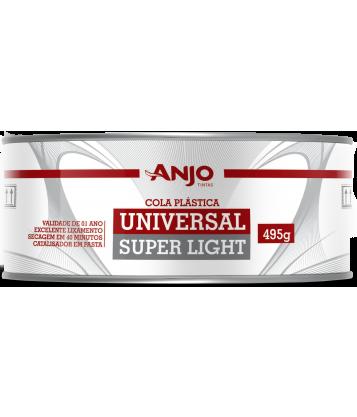 Massa Plástica Super Light 495g - Anjo
