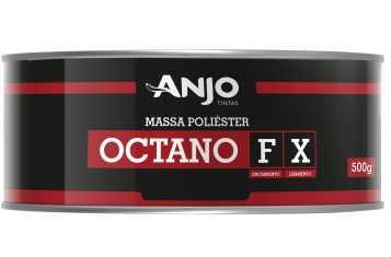 Massa Poliéster Ocatno FX Catalisador 900g - Maxi Rubber