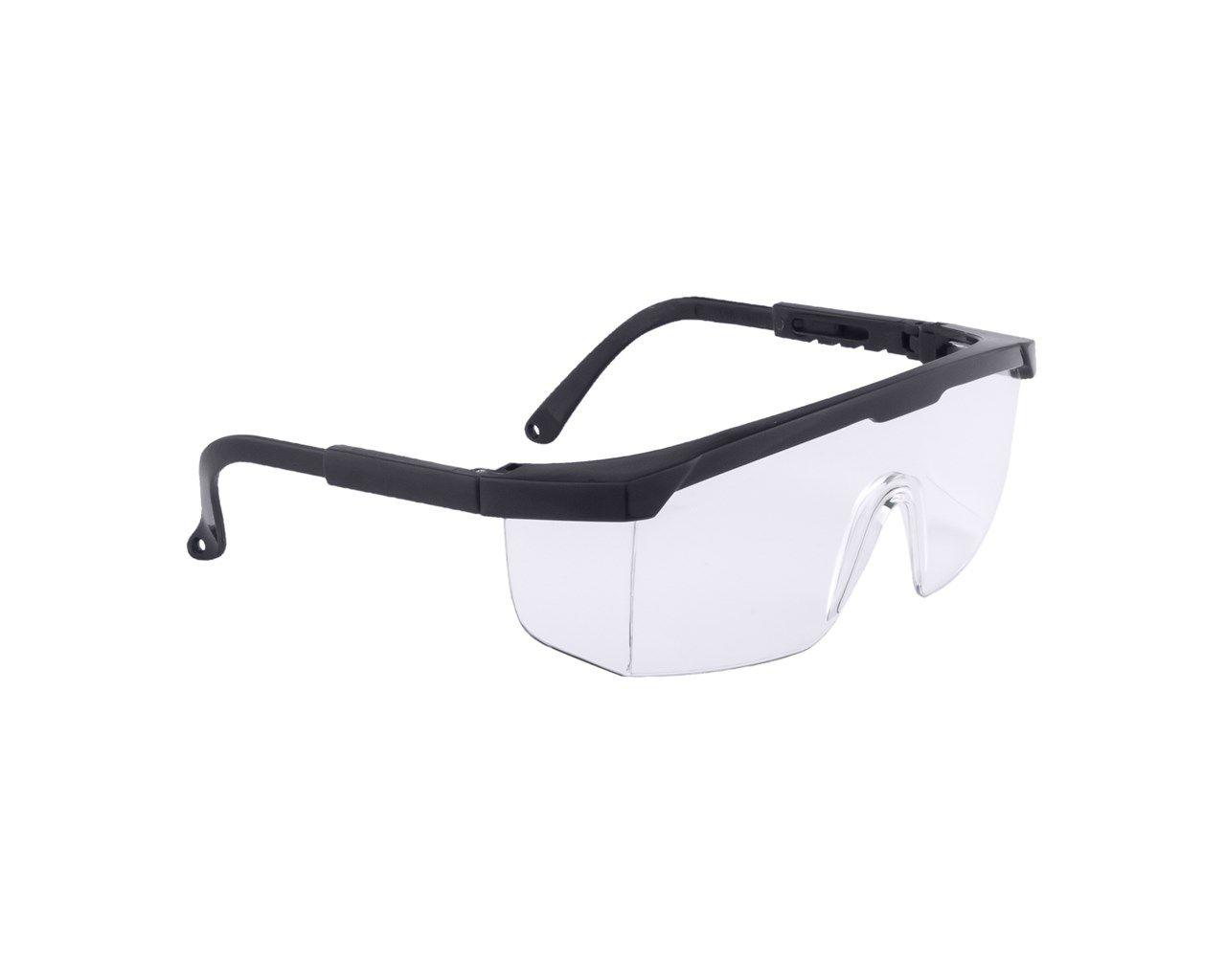 Óculos de Segurança Modelo Fênix Incolor - Danny