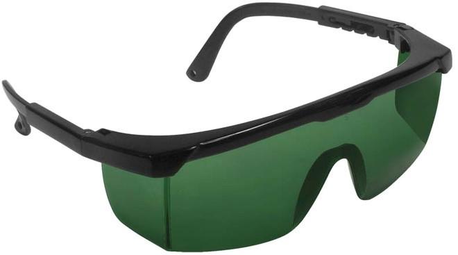 Óculos de Segurança Modelo Fênix Verde - Danny