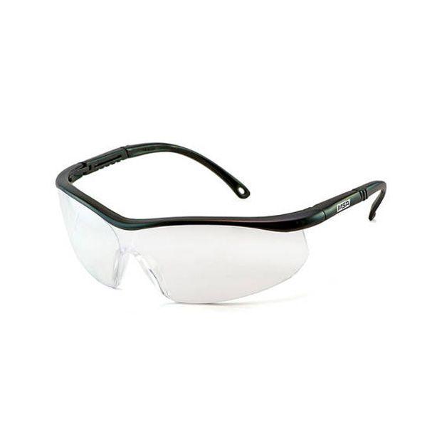 Óculos de Segurança Pigeon Anti Risco Incolor - MSA