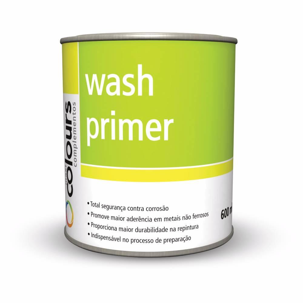 Peberal Wash Primer 600ml - Maxi Rubber