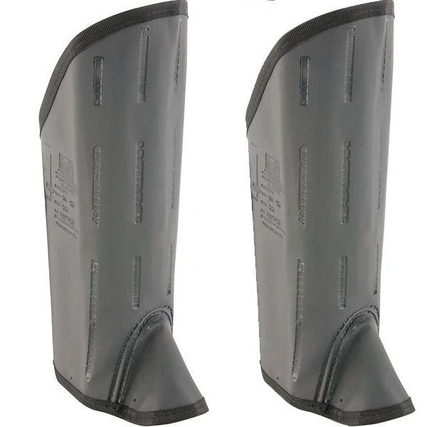 Perneira Picada de Cobra Com Velcro 3 Talas Com Proteção Joelho