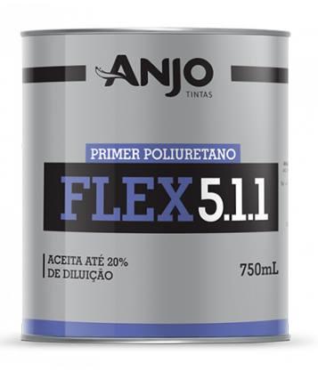 Primer PU Poliuretano Flex 5.1.1 - 750ml - Anjo