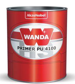 Primer PU Poliuretano PU4100 Com Catalisador 900ml - Wanda
