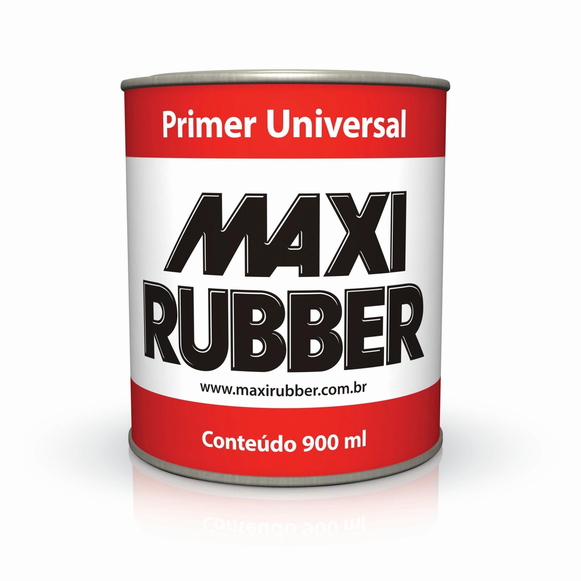 Primer Universal Cinza 900ml - MaxiRubber