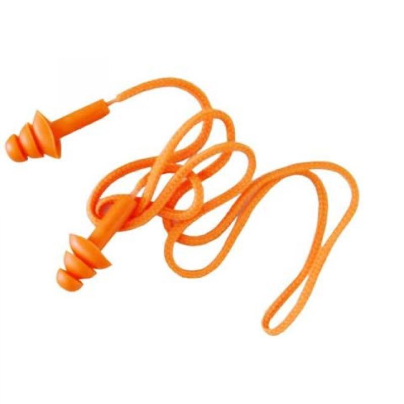 Protetor Auricular Plug Silicone 15db - Veaj Plast