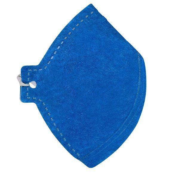 Respirador Descartável Azul PFF2 Sem Válvula CA 38811 - Plastcor