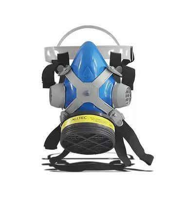 Respirador SemiFacial 2401 + 01 Filtro VO GA - Alltec do Brasil