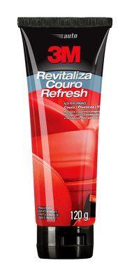 Revitalizador de Couro Refresh 120g - 3M
