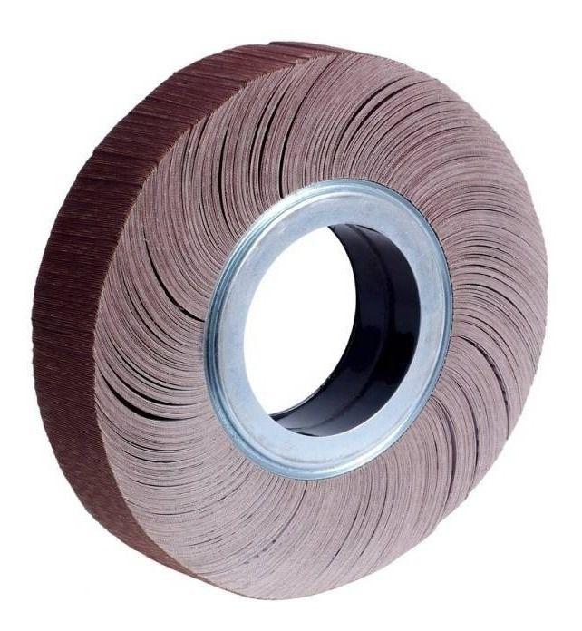 Roda PG Polikontur KA169 25x150 Grão 100 - Deerfos