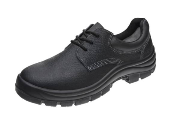 Sapato de Segurança PU Bidensidade Amarrar N°44 - Marluvas