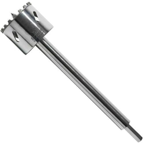 Serra Copo Diamantada  19mm com Haste 150mm - Starrett