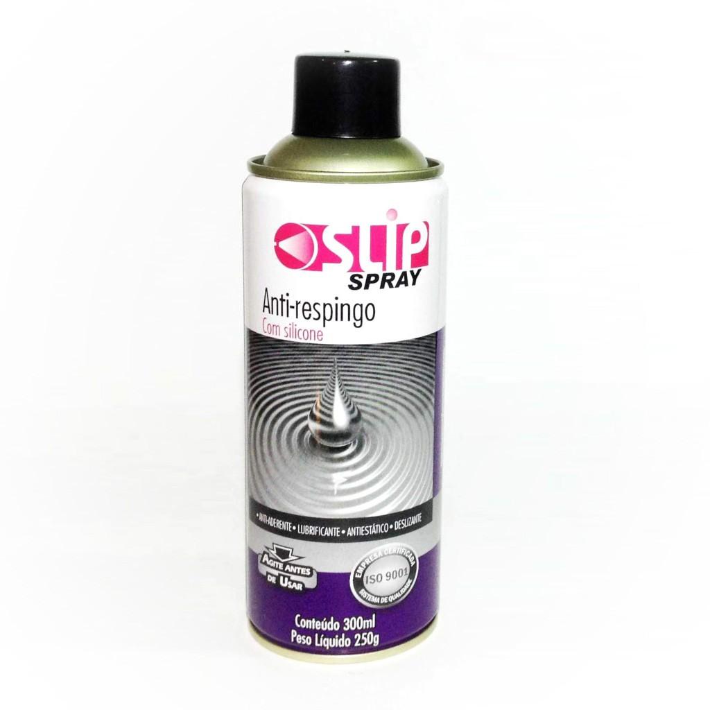 Spray Anti Respingo Com Silicone - Slip Quimica