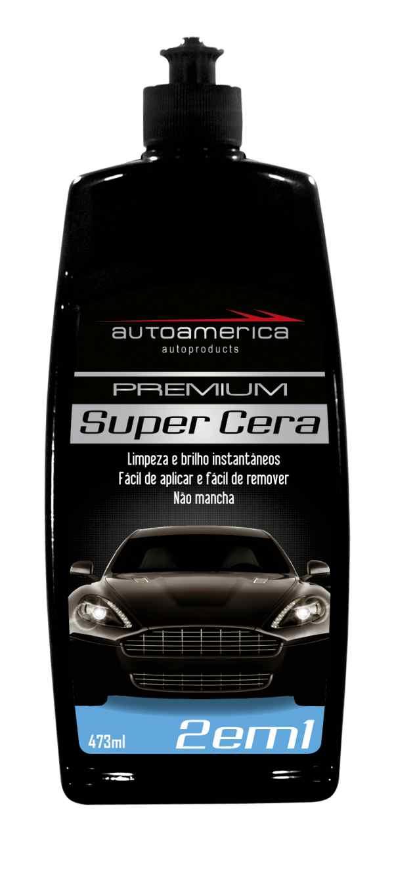 Super Cera 2.0 2 em 1 473ml  - Autoamerica