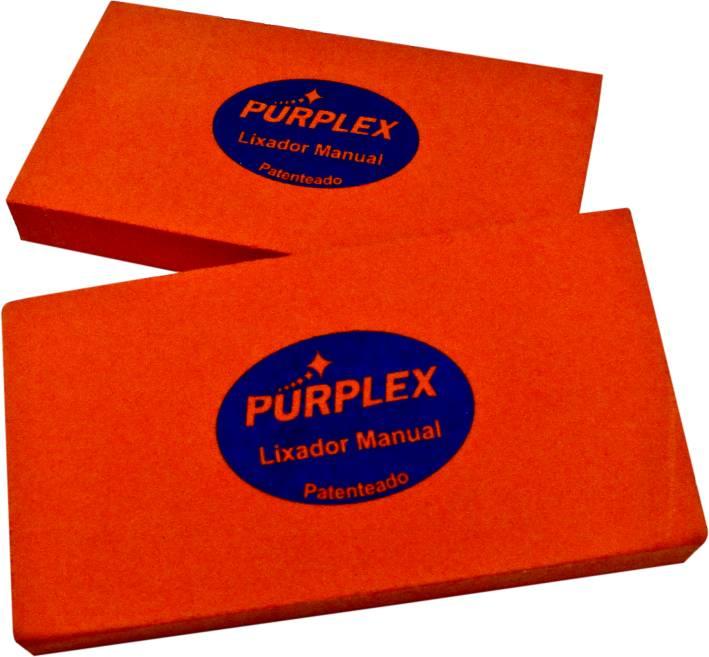Taco Lixamento Macio Lixas 1200 a 2000 - Purplex