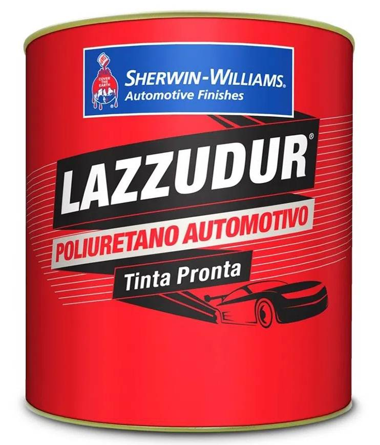 Tinta PU 675ml Branco Geada I VW - Lazzuril