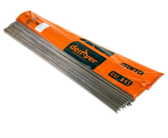 Vareta Solda OXIR45 3/32Pol 2.4mm 1kg - Denver