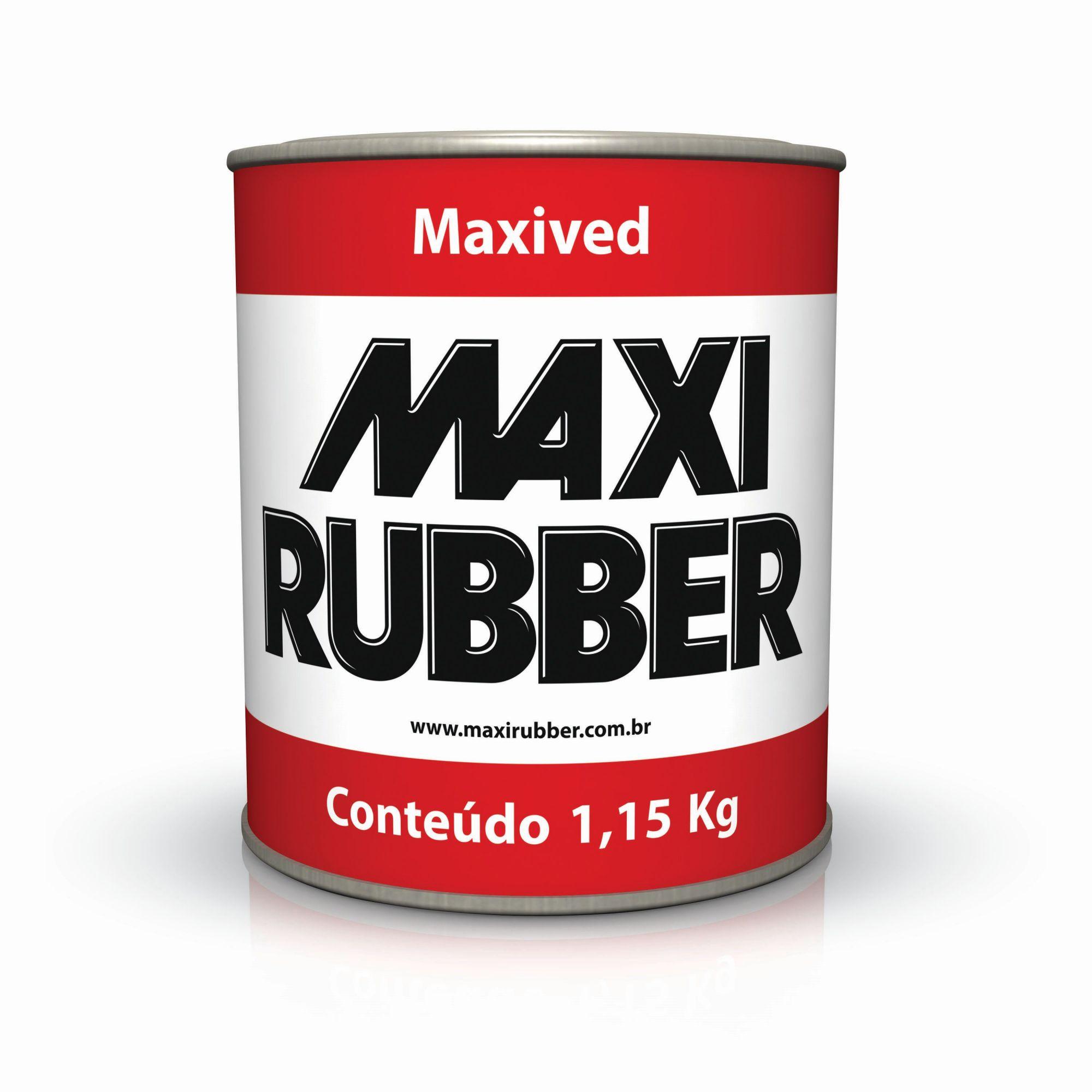 Vedador Maxived 1.15kg - Maxi Rubber