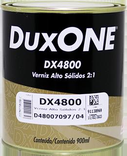 Verniz DX4800 Alto Solidos Duxone 900ml - Dupont