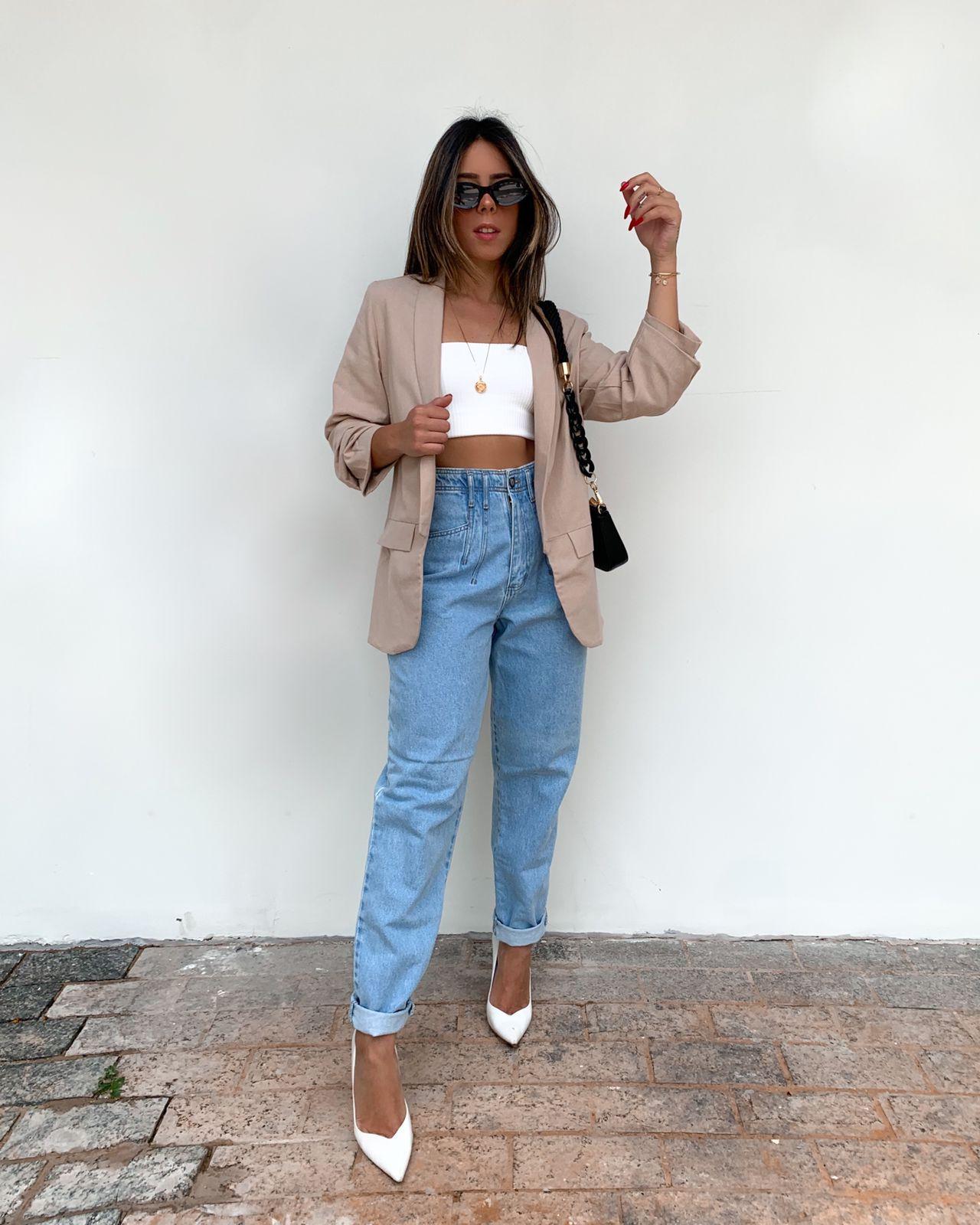 Calça Jeans Mendonza