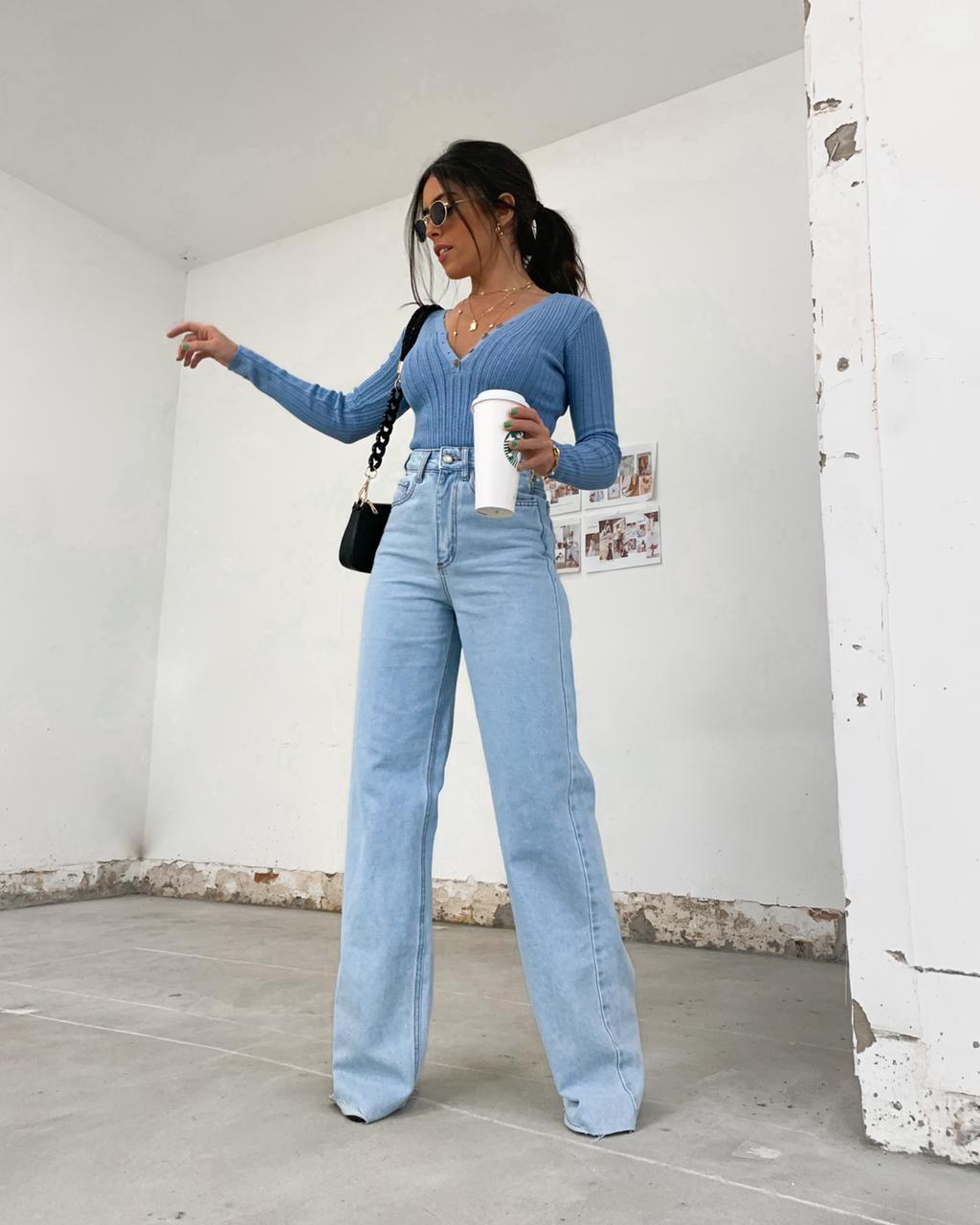 Calça Jeans Pavia