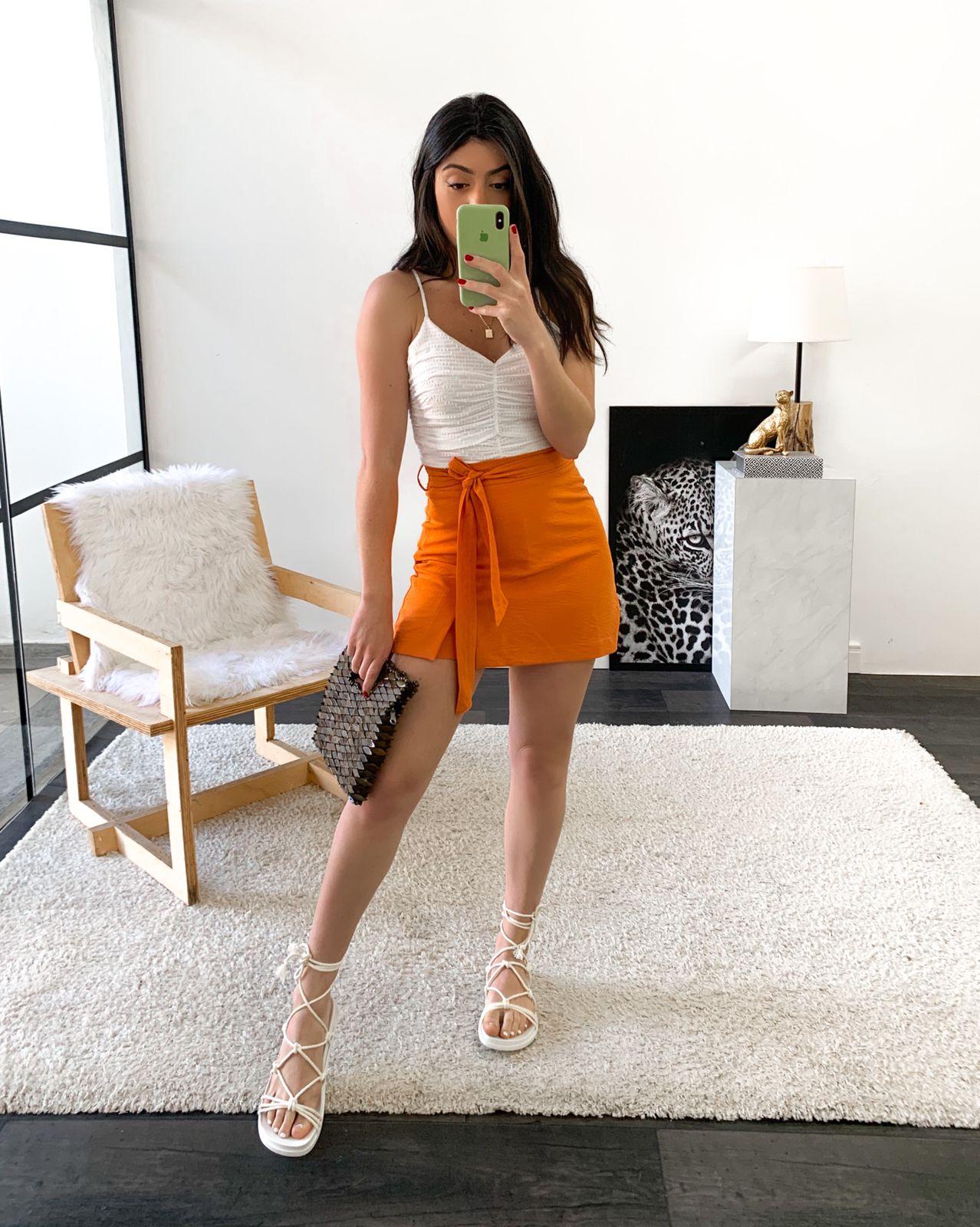 Shorts Saia Tulum