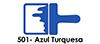 Acri-501 Azul Turquesa