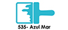 Acri-535 Azul Mar