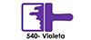 Acri-540 Violeta