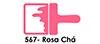 Acri-567 Rosa Chá