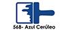 Acri-568 Azul Cerúleo