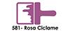 Acri-581 Rosa Ciclame