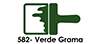 Acri-582 Verde Grama