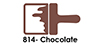 Acri-814- Chocolate