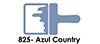 Acri-825- Azul Country
