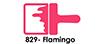 Acri-829- Flamingo