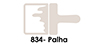 Acri-834- Palha