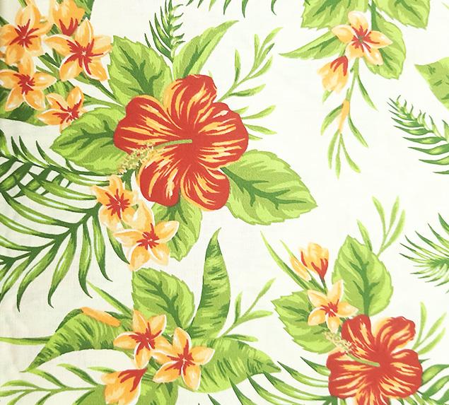 Tecido Tricoline Floral I