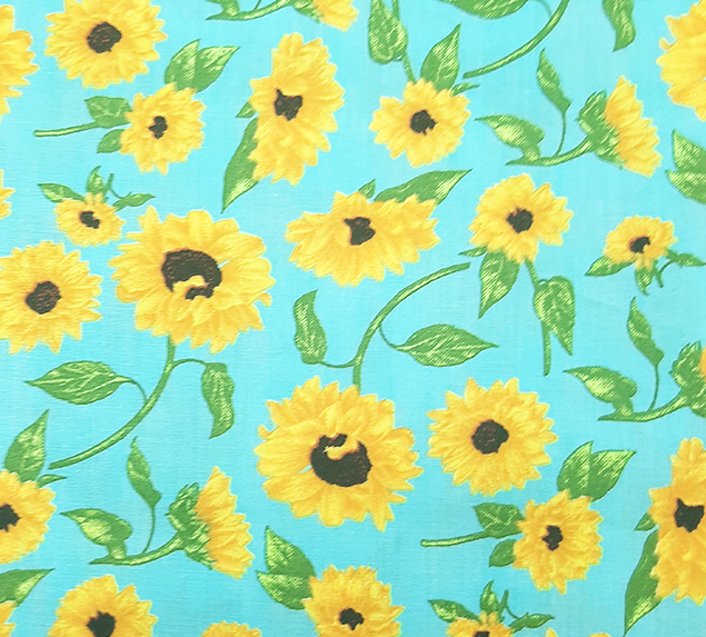 Tecido Tricoline Floral II