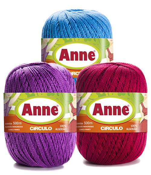 Linha Anne 500