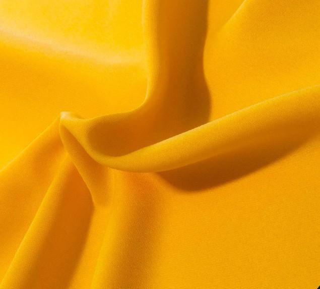 Tecido Oxford Amarelo Liso