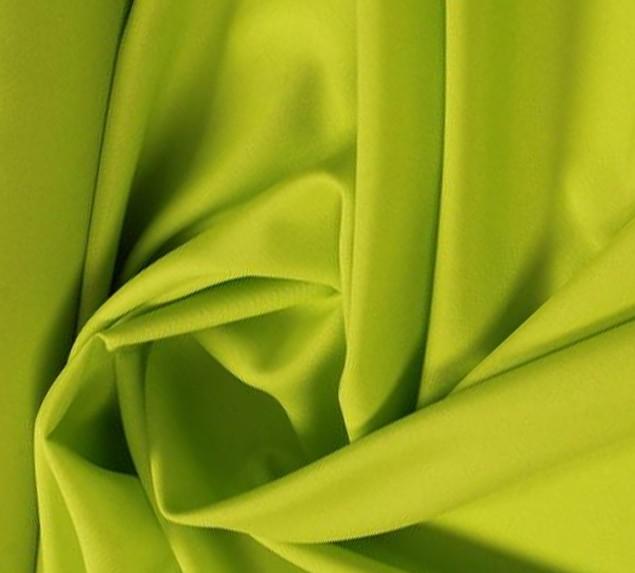 Tecido Oxford Verde Limão Liso