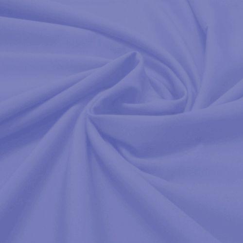 Tecido Tricoline Lisa Azul Hortência 50 cm x 150 cm