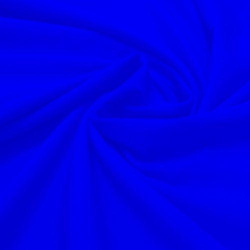 Tecido Tricoline Lisa Azul Royal  50 cm x 150 cm