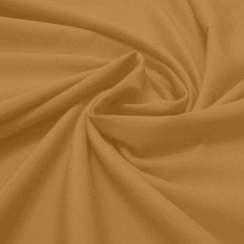 Tecido Tricoline Lisa Bege Escuro Pele 50 cm x 150 cm