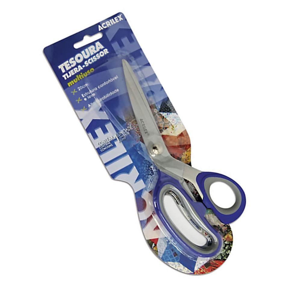 Tesoura Tijera-Scissor Acrílex
