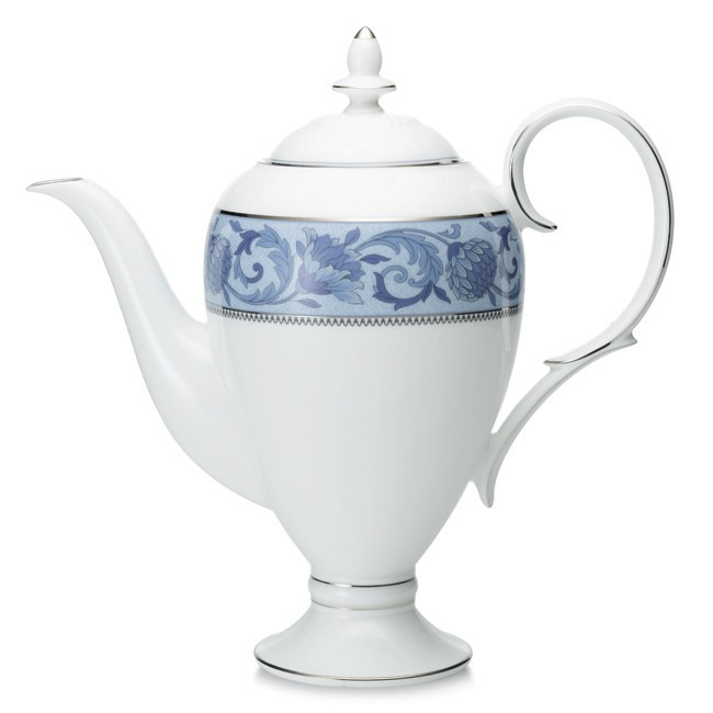 BULE CAFE COM TAMPA SONNET IN BLUE NORITAKE   4893