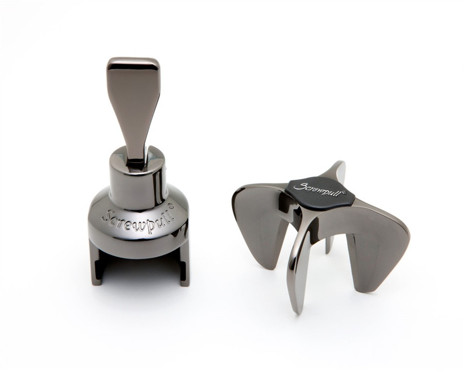CHAMPAGNE DUO METAL BLACK NICKEL LC   509990060