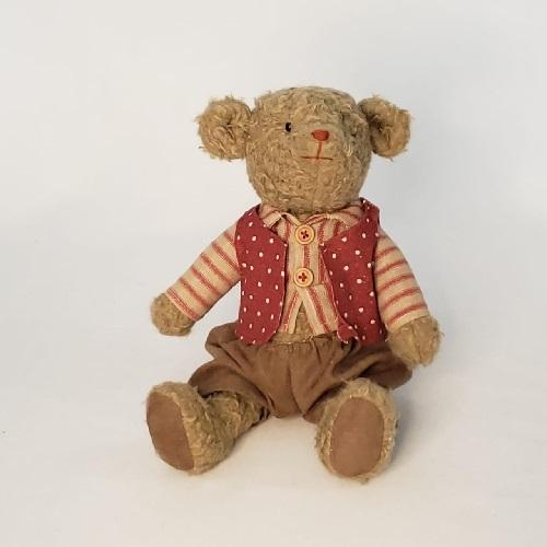 ENFEITE P/ARVORE DE NATAL URSO TEDDY BEAR   1161002500001
